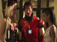 Iron Man XXX An Axel Braun Parody