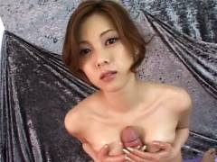 Super Hotey Miho Maejima Works Hard To Make Her Man Cream