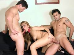 Latina Alex Threesome To scoreing