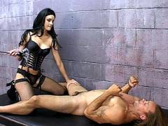 BDSM Prisoner Play